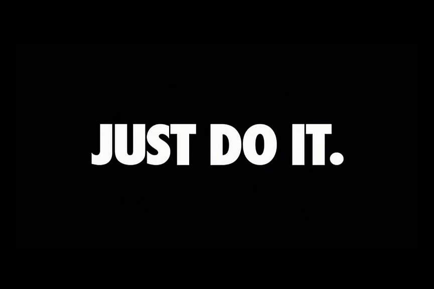 Tu es einfach - Just do it