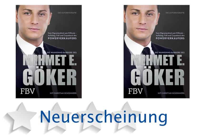 Mehmet Göker Biografie