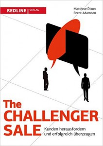 The Challenger Sale deutsch