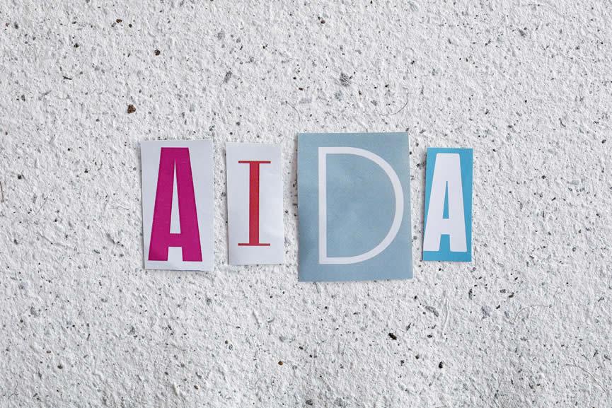 AIDA Formel | Einsatz in Marketing & Vertrieb | Definition